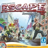 Escape Zombie City box cover