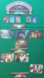 Mysterium board example